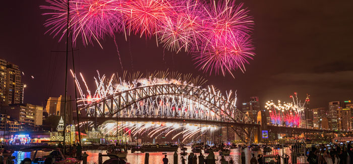 Sydney to proceed with smaller New Year's Eve fireworks with the 9 pm celebration scrapped