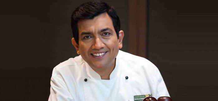 Chef Sanjeev Kapoor