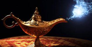 The Aladdin's Lamp Con Men