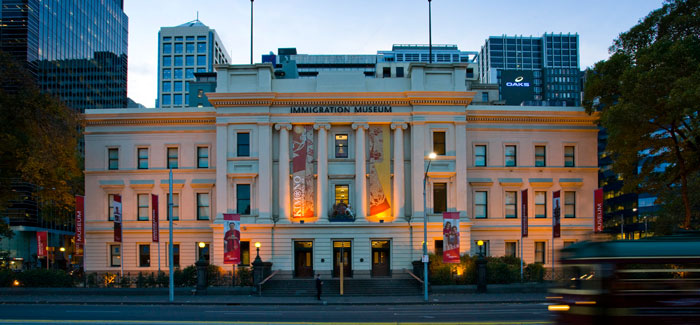 Melbourne's Immigration Museum Re-Opens