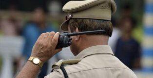 Indian Cop