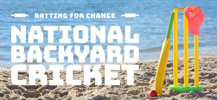 Country libraries and tertiary students are the winners from National Backyard Cricket fundraising campaign