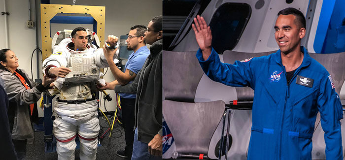 Meet the Indian-American Astronaut who is in command of the Space-X Crew 3 Mission