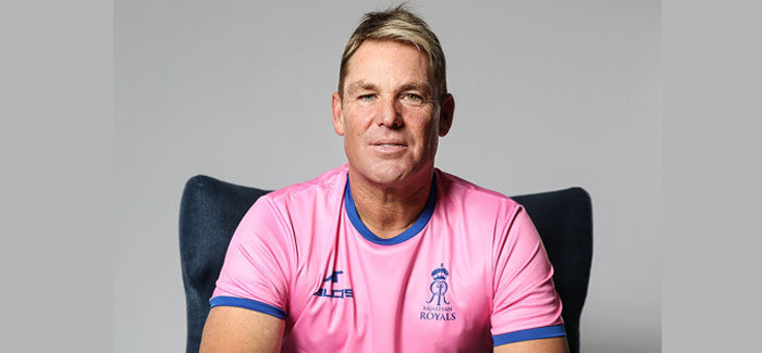 Shane 'Steve' Warne in another name-calling controversy