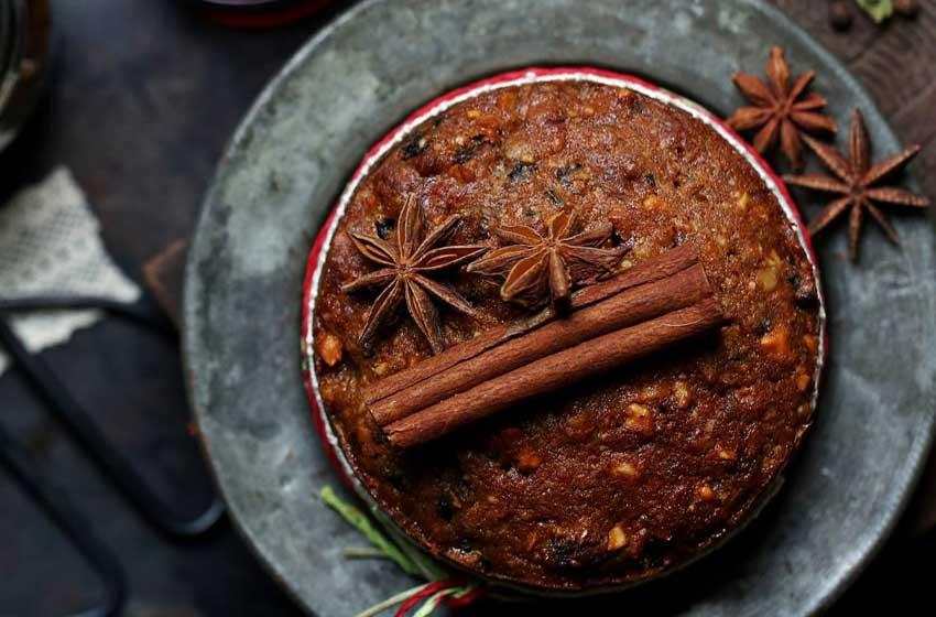 Garam Masala Chocolate Cake Recipe